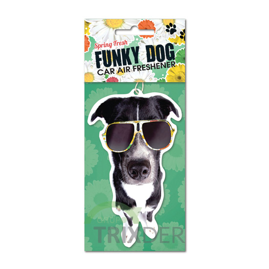 Ambientador Funky Dog Air Fresh, Primaveral